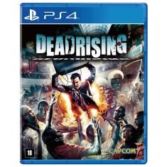 Jogo Dead Rising PS4 Capcom
