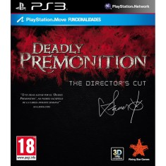 Foto Jogo Deadly Premonition PlayStation 3 Rising Star Games