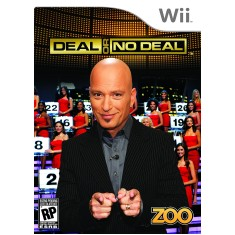 Foto Jogo Deal Or No Deal Wii Zoo Games
