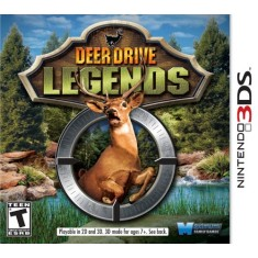 Foto Jogo Deer Drive Legends Maximum Games Nintendo 3DS