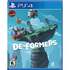 Foto Jogo Deformers PS4 Ready at Dawn