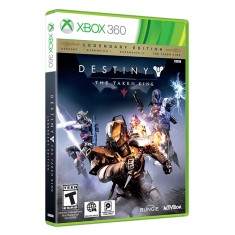 Foto Jogo Destiny The Taken King Xbox 360 Activision