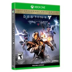 Foto Jogo Destiny The Taken King Xbox One Activision
