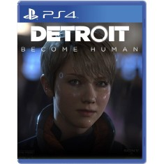 Foto Jogo Detroit Become Human PS4 Sony
