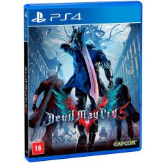 Jogo Devil May Cry 5 PS4 Capcom