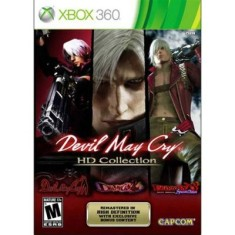 Foto Jogo Devil May Cry: HD Collection Xbox 360 Capcom
