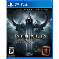 Foto Jogo Diablo III: Ultimate Evil Edition PS4 Blizzard