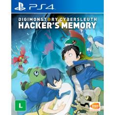 Foto Jogo Digimon Story Cyber Sleuth Hacker's Memory PS4 Bandai Namco