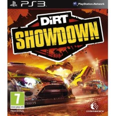 Foto Jogo Dirt Showdown PlayStation 3 Codemasters