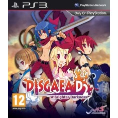 Foto Jogo Disgaea D2: A Brighter Darkness PlayStation 3 NIS