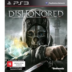 Jogo Dishonored PlayStation 3 Bethesda