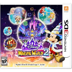 Foto Jogo Disney Magical World 2 Nintendo 3DS