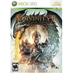Jogo Divinity II Ego Draconis Xbox 360 CDV Software