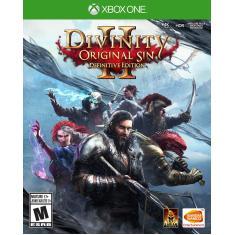 Jogo Divinity: Original Sin II Xbox One Larian