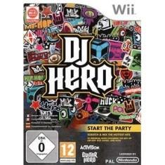 Jogo DJ Hero Wii Nintendo