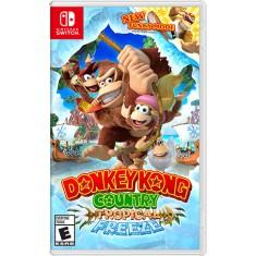 Jogo Donkey Kong Country: Tropical Freeze Nintendo Nintendo Switch