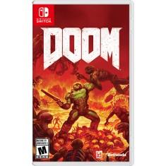 Jogo Doom Bethesda Nintendo Switch