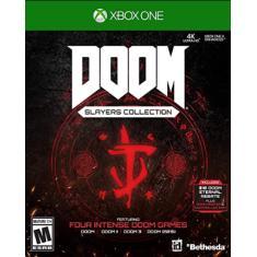 Jogo Doom Slayers Collection Xbox One Bethesda Softworks