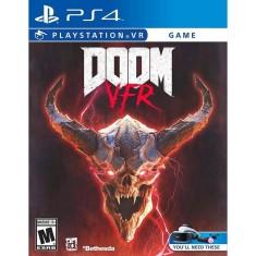 Jogo Doom VFR PS4 Bethesda