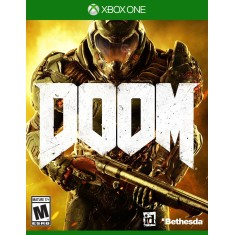 Jogo Doom Xbox One Bethesda