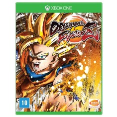 Foto Jogo Dragon Ball FighterZ Xbox One Bandai Namco