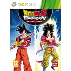 Foto Jogo Dragon Ball Z Budokai HD Collection Xbox 360 Bandai Namco