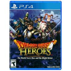 Jogo Dragon Quest Heroes: The World Tree's Woe and the Blight Below PS4 Square Enix