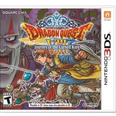 Foto Jogo Dragon Quest VIII Journey of the Cursed King Square Enix Nintendo 3DS