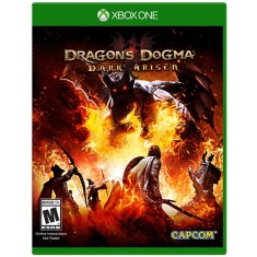 Foto Jogo Dragons Dogma Dark Arisen Xbox One Capcom