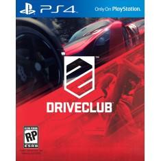 Jogo Drive Club PS4 Sony