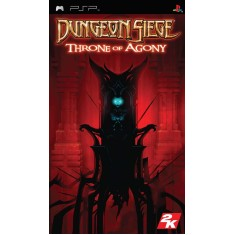 Foto Jogo Dungeon Siege: Throne of Agony 2K PlayStation Portátil
