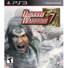 Foto Jogo Dynasty Warriors 7 PlayStation 3 Koei
