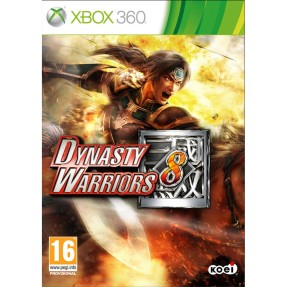 Foto Jogo Dynasty Warriors 8 Xbox 360 Koei