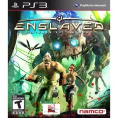 Foto Jogo Enslaved: Odyssey to the West PlayStation 3 Bandai Namco