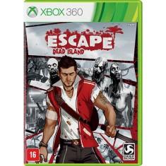 Jogo Escape Dead Island Xbox 360 Deep Silver