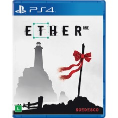 Foto Jogo Ether One PS4 Soedesco