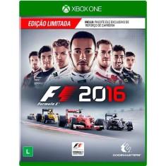 Jogo F1 2016 Xbox One Codemasters