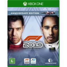 Jogo F1 2019 Xbox One Codemasters