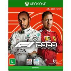 Jogo F1 F1 2020 Xbox One Codemasters