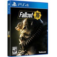 Jogo Fallout 76 PS4 Bethesda