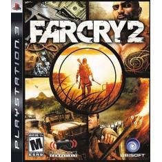 Jogo Far Cry 2 PlayStation 3 Ubisoft