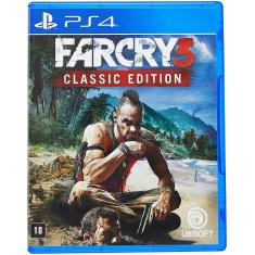 Jogo Far Cry 3 PS4 Ubisoft