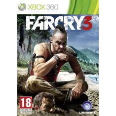 Jogo Far Cry 3 Xbox 360 Ubisoft