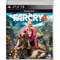 Foto Jogo Far Cry 4 PlayStation 3 Ubisoft