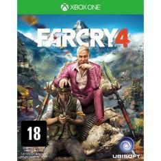 Jogo Far Cry 4 Xbox One Ubisoft