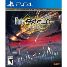 Foto Jogo Fate/Extella The Umbral Star PS4 Marvelous Interactive