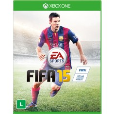 Jogo FIFA 15 Xbox One EA