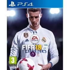 Jogo FIFA 18 PS4 EA
