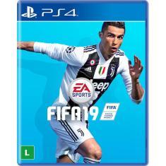 Foto Jogo FIFA 19 PS4 EA