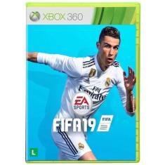Foto Jogo Fifa 19 Xbox 360 EA